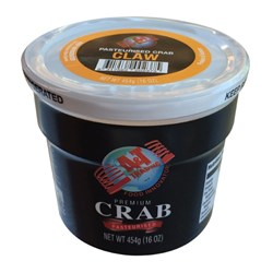 CRAB MEAT CLAW 454GM(6) A&T