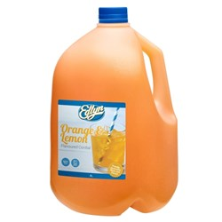 CORDIAL ORANGE/LEMON EDLYN 4LT(3) EDLYN