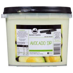 DIP AVOCADO 2KG(3) #A0000440 BLACK SWAN