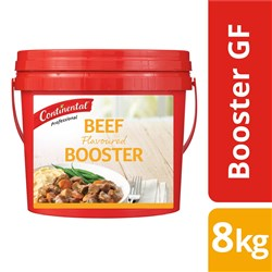 BOOSTER BEEF 8KG #20229844 CONTINENTAL