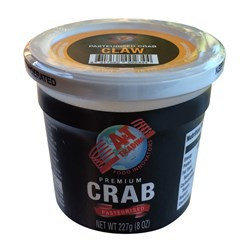 CRAB MEAT BLUESWIMMER CLAW (6 X 227GM) #AT227C A&T