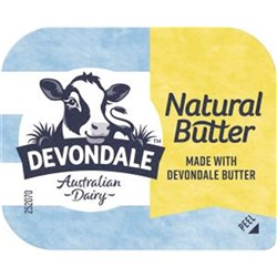 BUTTER PC (200 X 7GM) #1700659 DEVONDALE