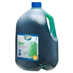 GRANITA SLUSH CONCENTRATE LIME 4LT(3) #I00039 EDLYN