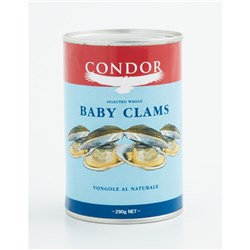 CLAMS BABY 290GM(24) #FI045 CONDOR
