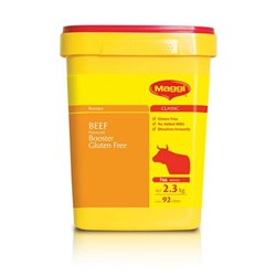 BOOSTER BEEF GF 2.3KG(6) #12132560 MAGGI