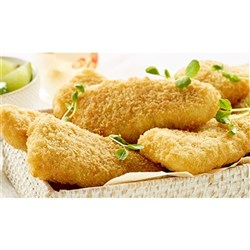 FISH CRUMBED CRUNCHY OVENABLE (30 X 110GM) #332145 MARKWELL