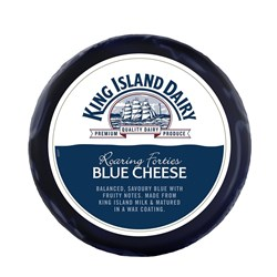 CHEESE BLUE WAX R/W APPROX 1KG #1012151 ROARING FORTIES