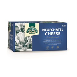 CHEESE CREAM  NEUFCHATEL 2KG(6) 5541 #1012205 SOUTH CAPE