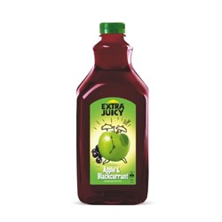 APPLE BLACKCURRANT EXTRA JUICY 2.4LT(6) #10004752 SCHWEPPES