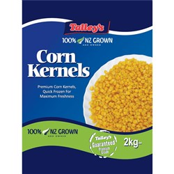 CORN KERNELS 2KG(8) #T455323 TALLEYS