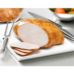 TURKEY BREAST HALF OVEN ROASTED R/W APPROX 2KG(3) #7770100 INGHAMS