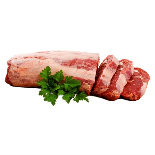 BEEF CUBE ROLL YP R/W APPROX 2.5KG (8) GLOBAL MEATS