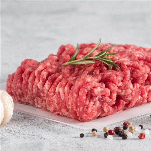BEEF MINCE 80CL FROZEN 2KG(3) #  GLOBAL MEATS