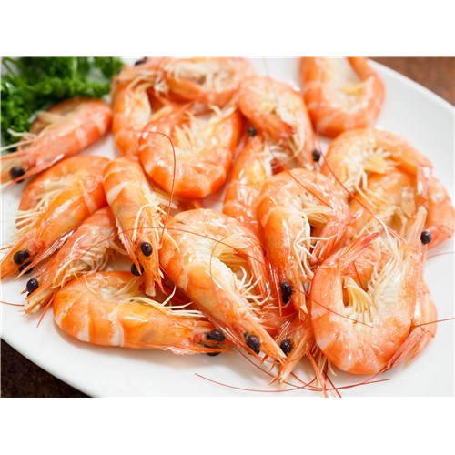 PRAWN WHOLE COOKED 9/12 S.A KINGS TACOMA 5KG