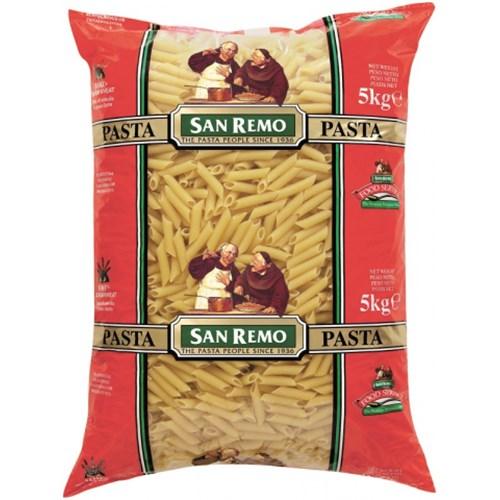 Pasta Penne 18 2 X 5kg San Remo