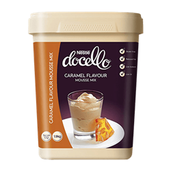 MOUSSE MIX CARAMEL 1.9KG(6) #12026831 NESTLE