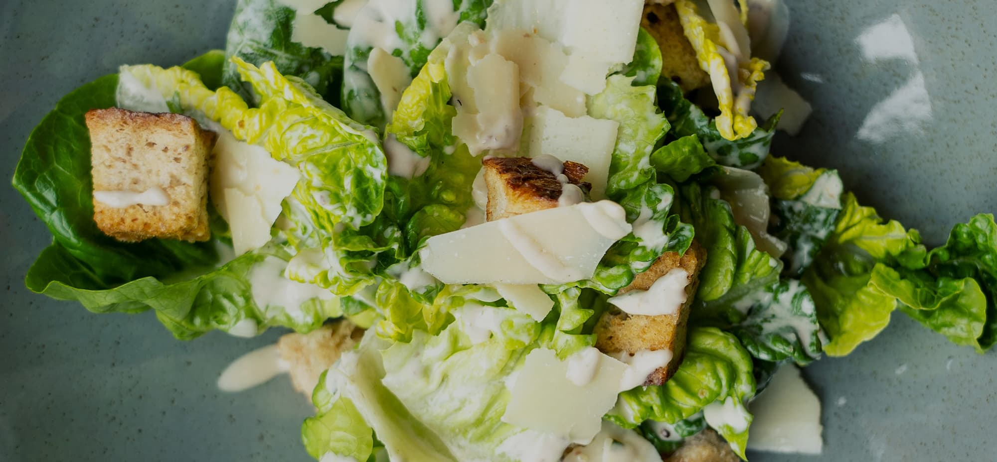 Image of a Caesar salad