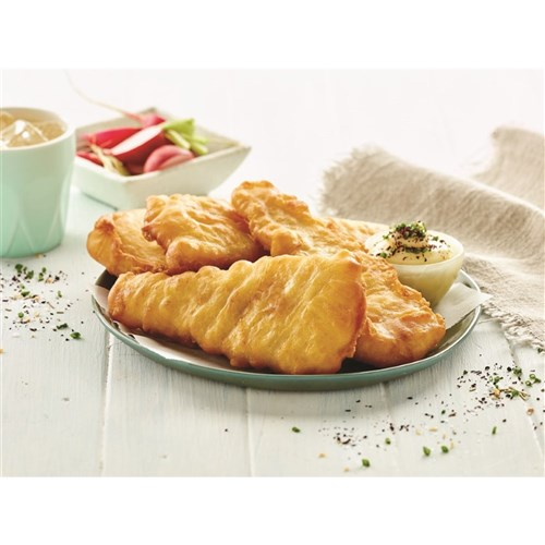 FISH TEMPURA SKINLESS (40 X 85GM) MARKWELL